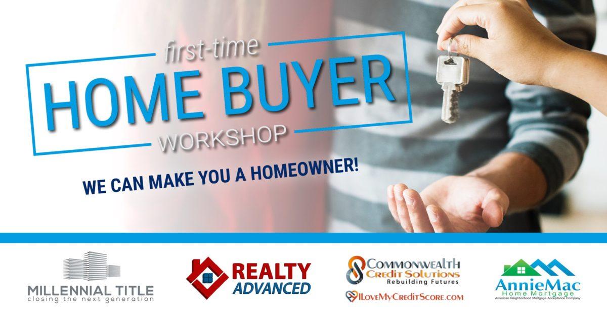 Home Buyer Event Flyer